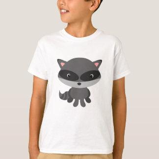 Cute, adorable baby raccoon T-Shirt