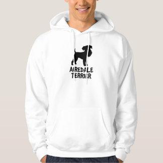 Cute Airedale Terrier Hoodie
