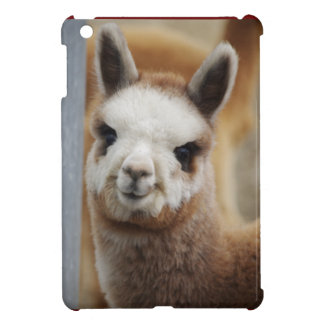 Cute Alpaca iPad Case