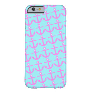 Cute Anchor Print Barely There iPhone 6 Case