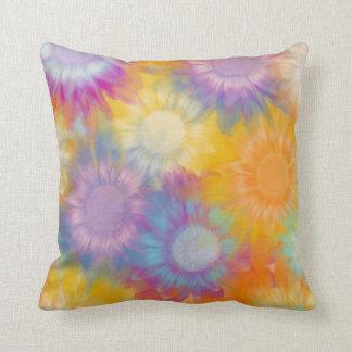 Cute and decorative floral cushion throw pillow