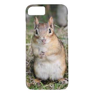 Cute and Friendly Chipmunk iPhone 7 Case