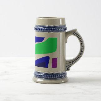 Cute Animal Blue Mug