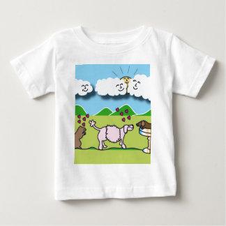 Cute Animals Baby T-Shirt