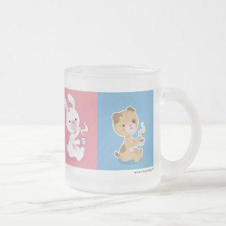 Cute animals mug