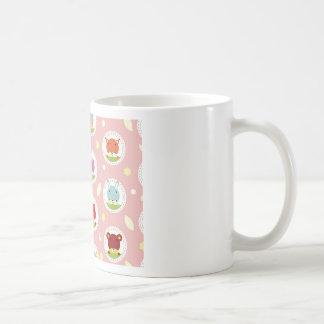 Cute Animals Pattern Mug