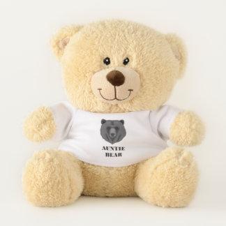 Cute Auntie Bear Teddy Bear