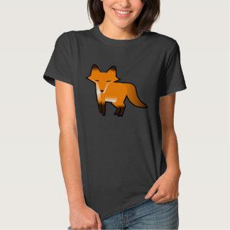 Cute Baby Animals - Fox Shirt