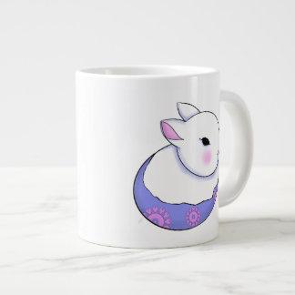 Cute Baby Bunny Rabbit Easter 20 Oz Large Ceramic Coffee Mug