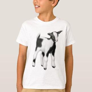 Cute Baby Goat Kids T-Shirt