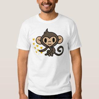 Cute baby monkey! tshirts