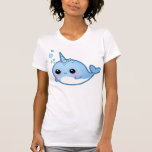 Cute baby narwhal t shirts