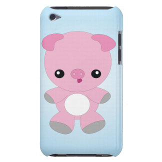 Cute Baby Pig iPod case