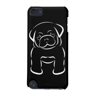 Cute Baby Pug iPod Case