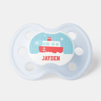 Cute Bath Toy Boat Nautical For Baby Boys Dummy