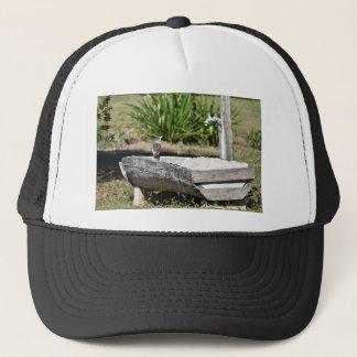 CUTE BIRD RURAL QUEENSLAND AUSTRALIA TRUCKER HAT