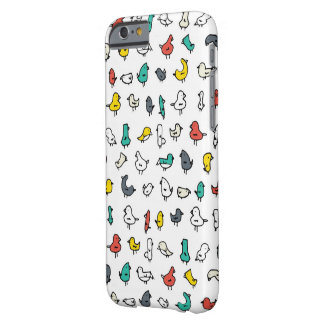Cute Birds Barely There iPhone 6 Case