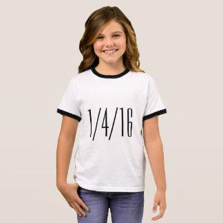Cute Black & White T-Shirt