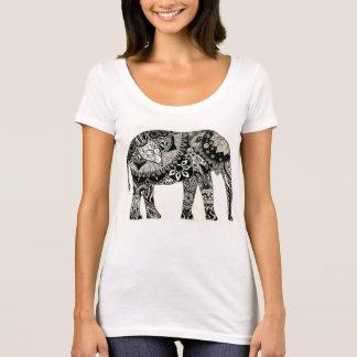 Cute Boho Elephant T-Shirt