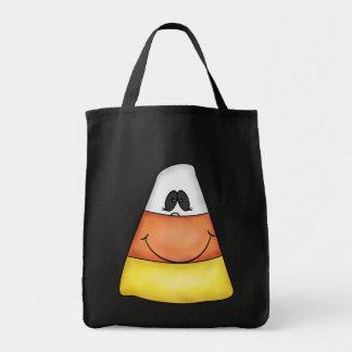 Cute Candy Corn Tote Bag