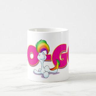 Cute cartoon mug