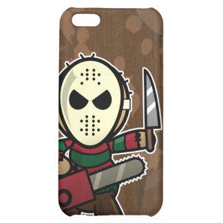 Cute Cartoon Serial Killer iPhone 5C Cases