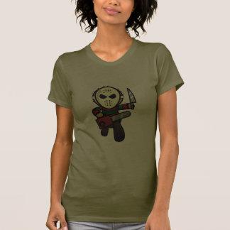 Cute Cartoon Serial Killer T-shirt