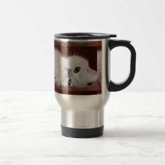 CUTE CAT COMMUTER MUG