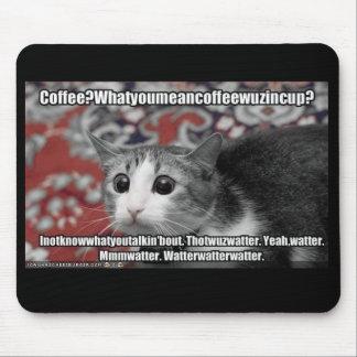 cute cat mouse pads