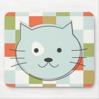 Cute Cat Mousepad
