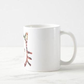 Cute Cat V3 Basic White Mug