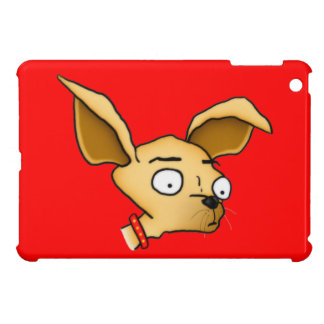 Cute Chihuahua iPad Mini Cover