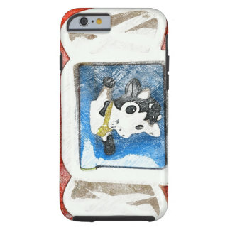 Cute Cow case