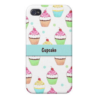 Cute Cupcake iPhone Case Cover For iPhone 4