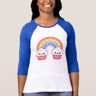 Cute Cupcake Rainbow T-Shirt