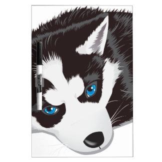 Cute Dog Dry-Erase Whiteboards