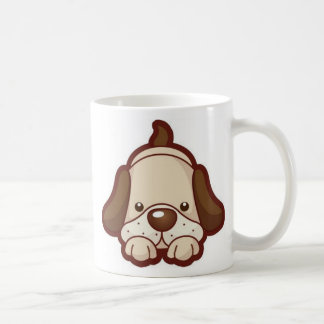 Cute doggy with chinese characters Mug