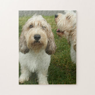 Cute Dogs Photo Jigsaw Puzzle