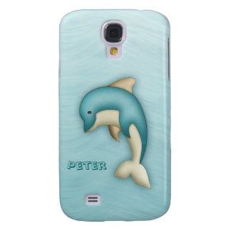 Cute Dolphin Monogram Speck Case