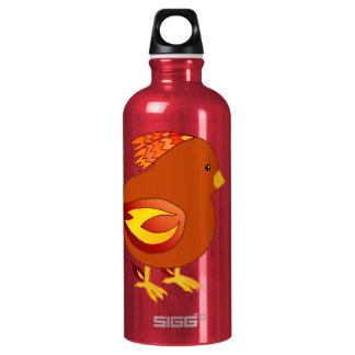 Cute fire bird SIGG traveller 0.6L water bottle