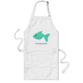 Cute Fish custom aprons
