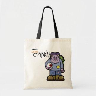 Cute Frankenstein Halloween Bag