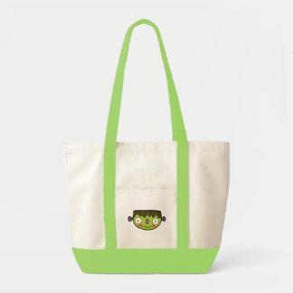 Cute Frankenstein Tote Bag