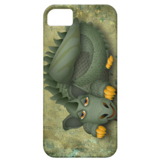cute friendly dragon case for the iPhone 5