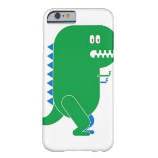 Cute Friendly T-Rex Phone iPhone 6/6s Case Barely There iPhone 6 Case