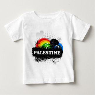 Cute Fruity Palestine Baby T-Shirt