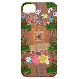 Cute funny Baby Lion King Hakuna Matata latest edg iPhone 5 Cases