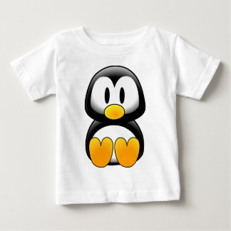 Cute Funny Baby Penguin Baby T-Shirt