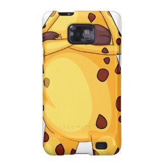 Cute giraffe samsung galaxy SII cases