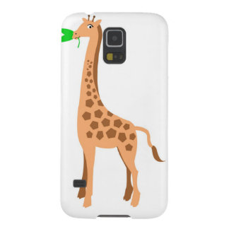 Cute Giraffe Galaxy Nexus Cover